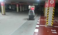 UMYTO - strojové čistenie garáží