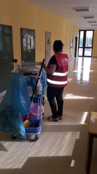 UMYTO - dodávka hygienického materiálu