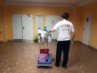UMYTO - upratovanie v zdravotníckom zariadení
