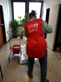 UMYTO - umývanie podlahy