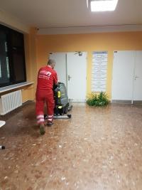 UMYTO - upratovanie nemocnice