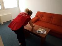 UMYTO - utieranie nábytku