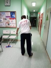 UMYTO - upratovanie zdravotníckeho strediska