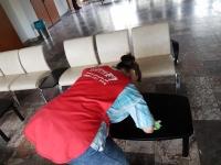 UMYTO - utieranie stolov