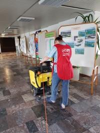 UMYTO - strojové umývanie podlahy