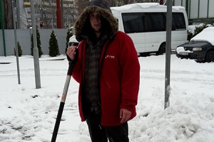 Zimná údržba: